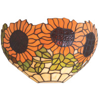 Бра Arte Lamp SUNFLOWER A1218AP-1BG старая медь