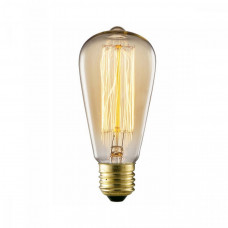 Лампа ретро Arte Lamp ED-ST64-CL60 BULBS