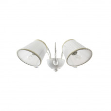Бра Lightstar 682626 ESEDRA ANTIC WHITE ткань