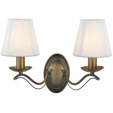 Бра Arte Lamp DOMAIN A9521AP-2AB бронза