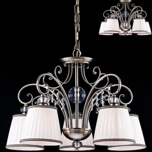 Люстра Arte Lamp FABBRO A2079LM-5AB бронза
