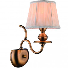 Бра Arte Lamp EMPIRE A5012AP-1RB красная бронза